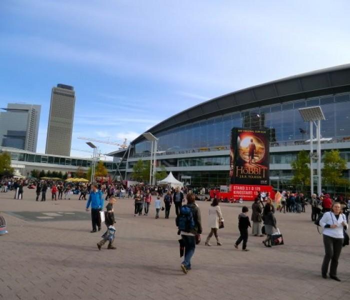 Buchmesse di Francoforte: due chiacchiere con gli editori