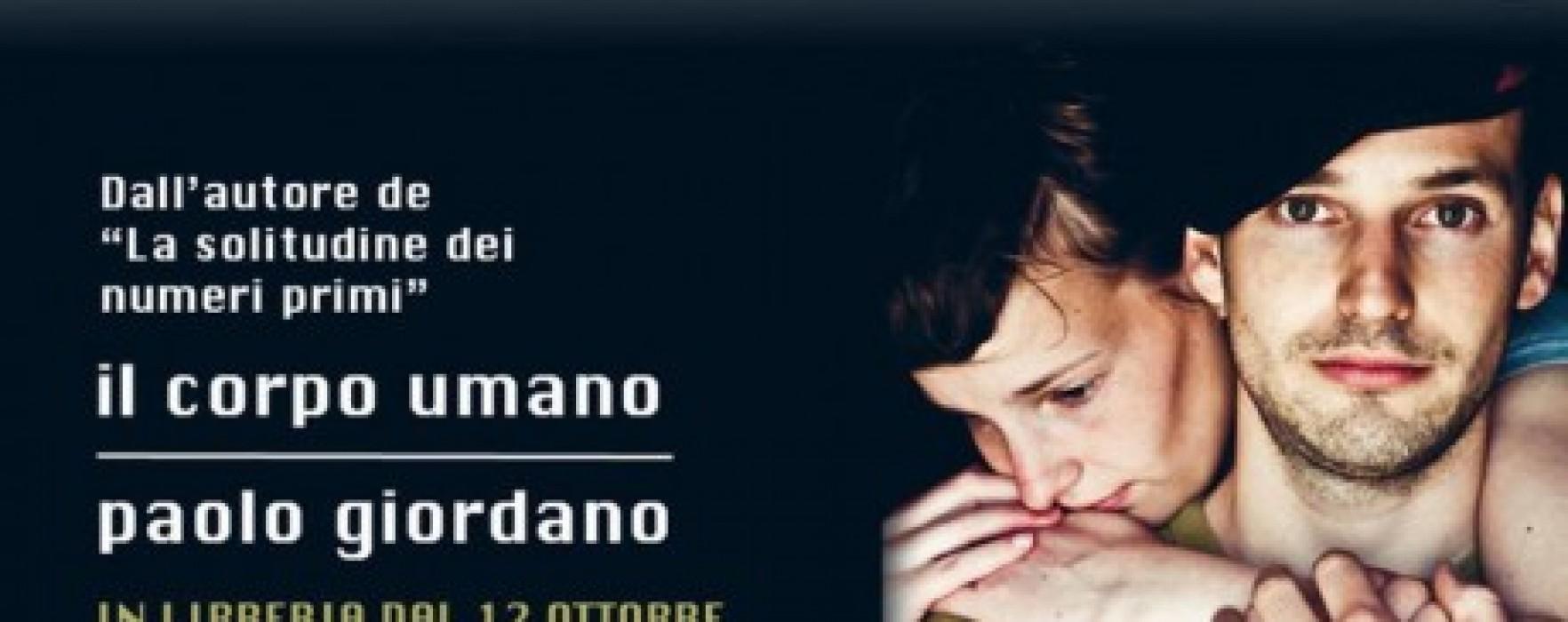 Il corpo umano di Paolo Giordano