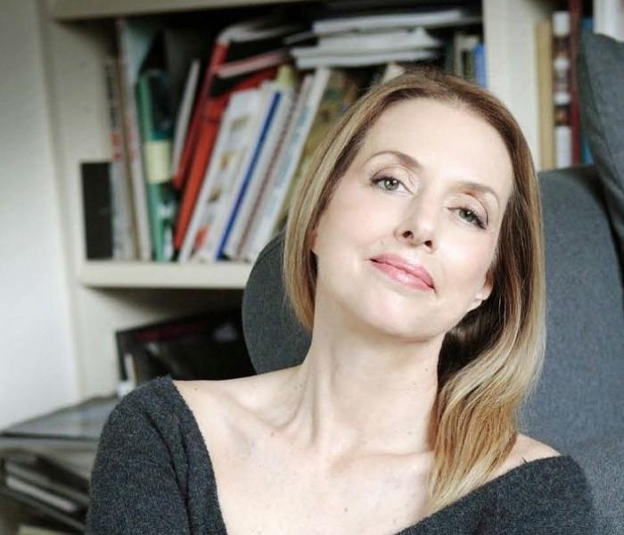 """Antonella Boralevi: """"Vedo il mondo come un racconto""""."""