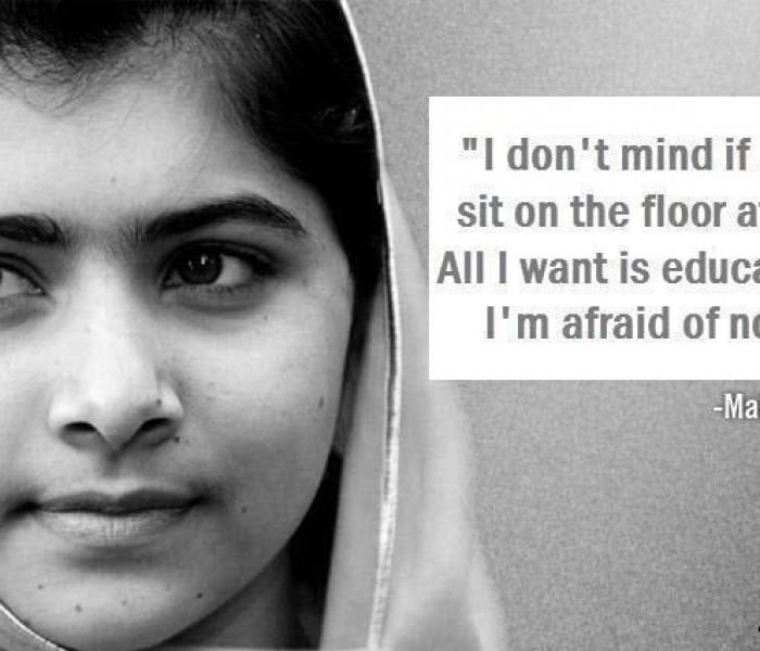 Buon compleanno, Malala. Storia di una sedicenne candidata al Nobel per la pace