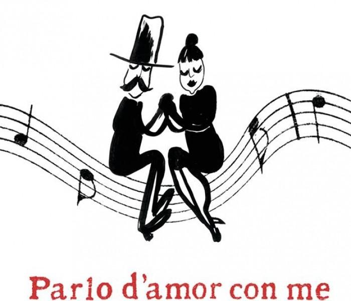 Parlo d'amor con me di Paola Calvetti