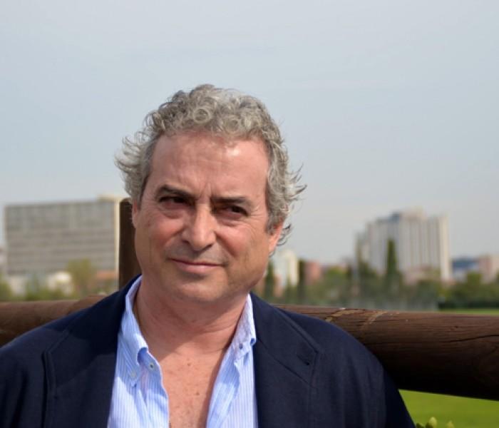"""Ildefonso Falcones: """"Letteratura? Io gioco in un'altra divisione""""."""