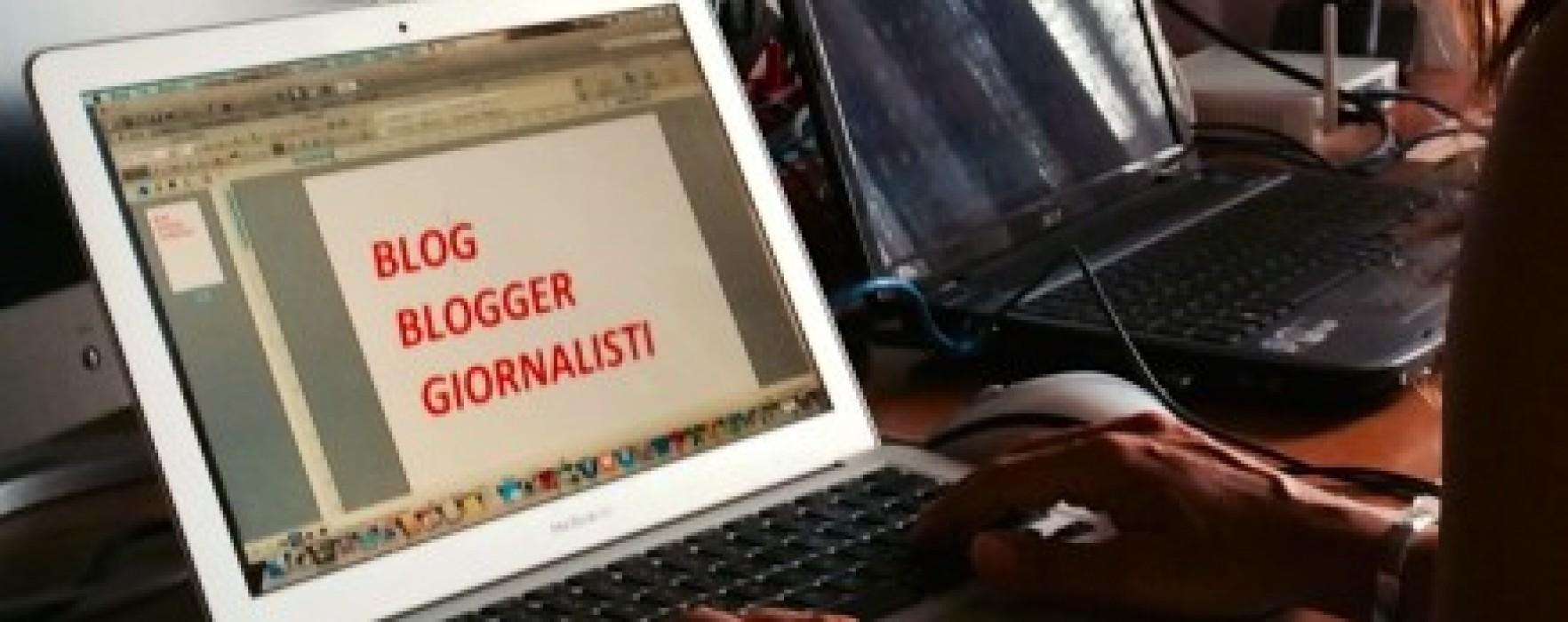 Giornalista e blogger, quale futuro?