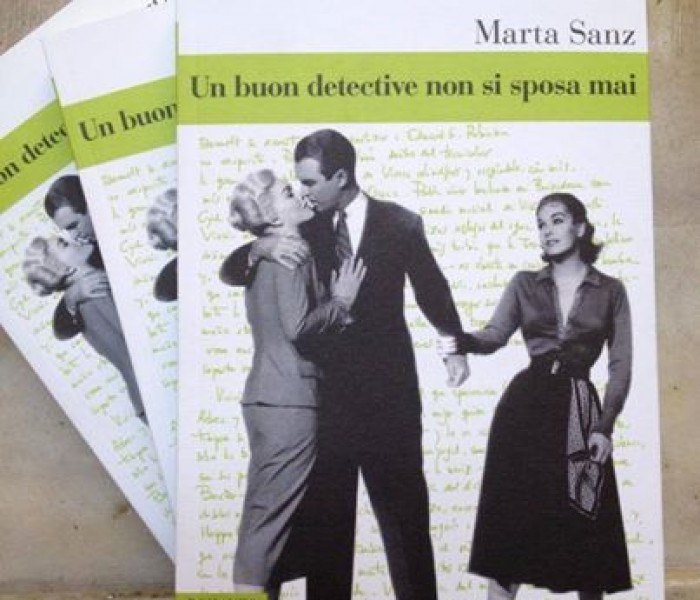 Un buon detective non si sposa mai. Marta Sanz – Anteprima –