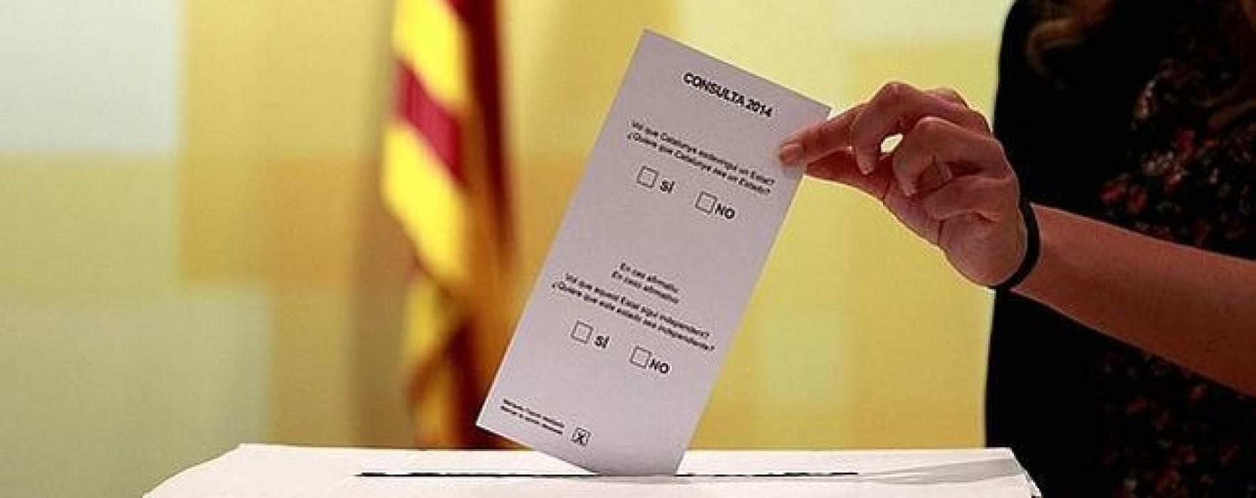 Catalogna: il finto referendum del 9 novembre.