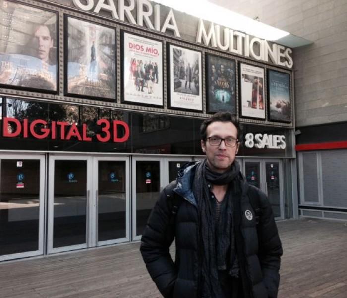 Intervista al regista Alessandro Lunardelli: Il mondo (del cinema) fino in fondo.