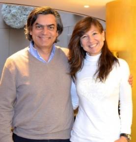 Diogo Mainardi & Patrizia La Daga