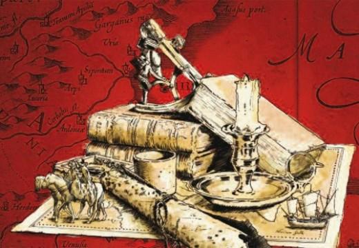 """""""I cacciatori di libri"""" di Raphaël Jerusalmy"""