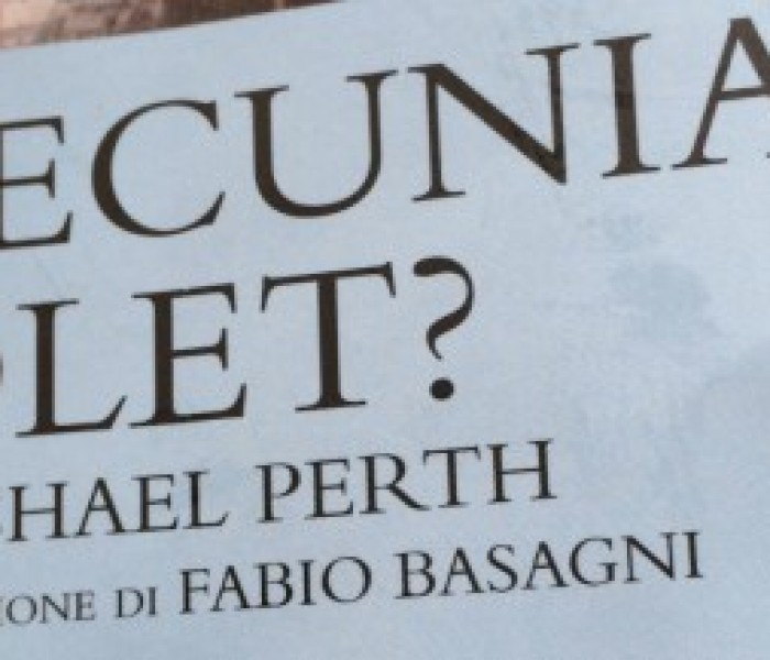 """""""Pecunia Olet?"""". Gli intrighi della finanza nel thriller di Michael Perth"""