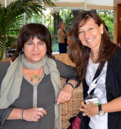 Evelina Santangelo e Patrizia La Daga