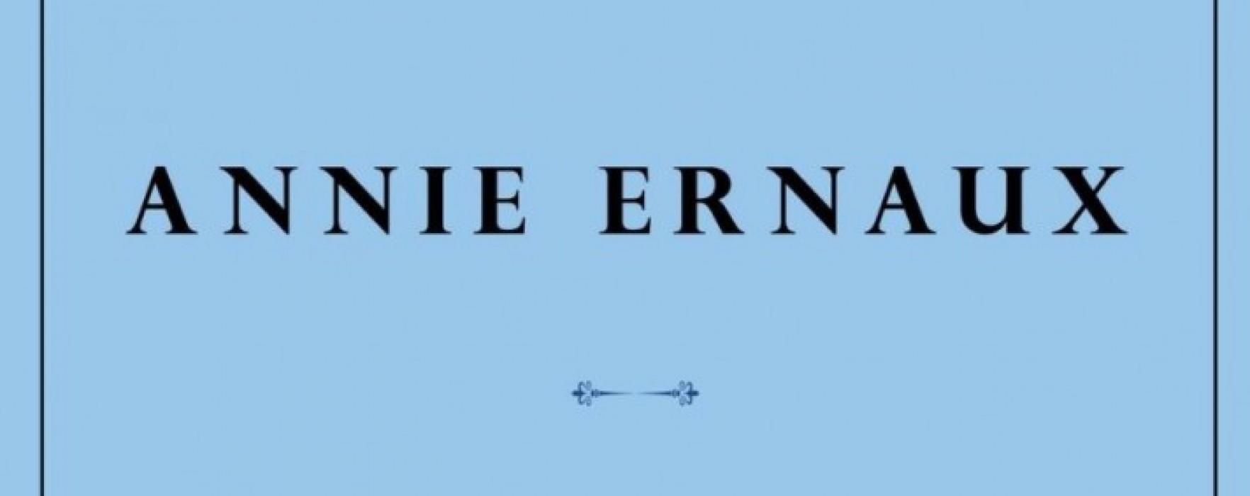 """""""Gli anni"""" di Annie Ernaux"""