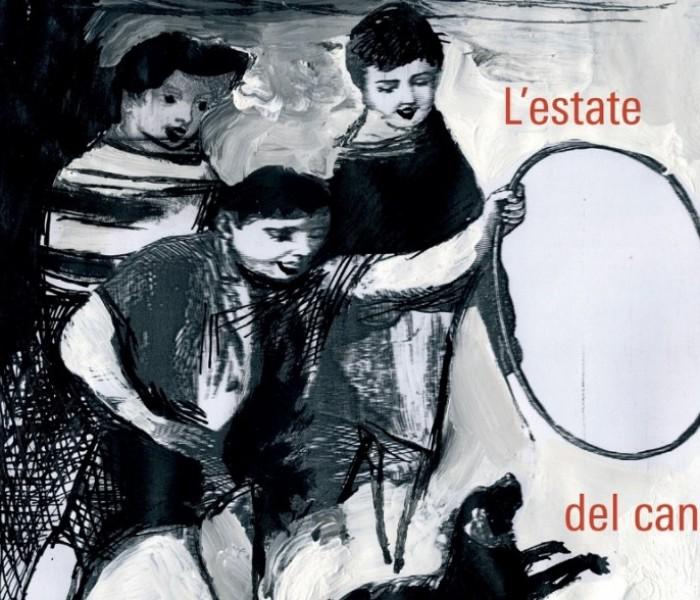 """""""L'estate del cane bambino"""" di Mario Pistacchio e Laura Toffanello"""