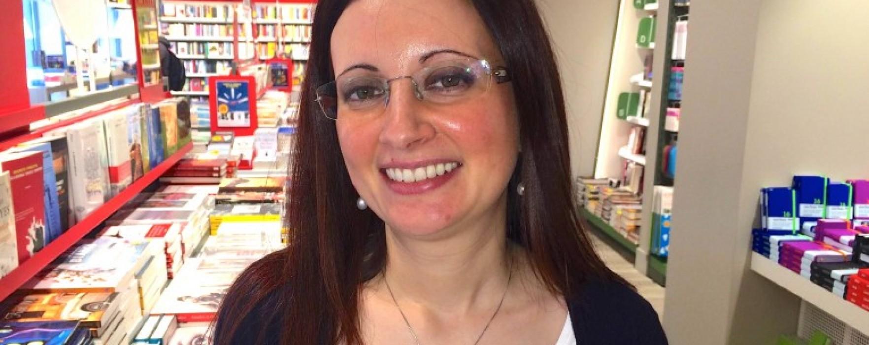 Chiara Passilongo, una nuova stella nel firmamento degli scrittori.