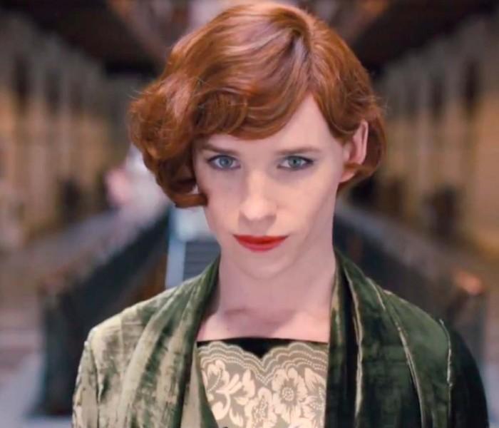 """The danish girl"". Redmayne strepitoso"