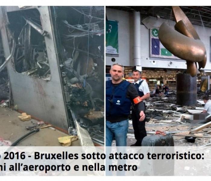 Terrorismo. È ora di reagire.