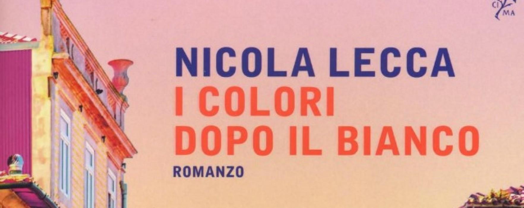 """""""I colori dopo il bianco"""" di Nicola Lecca"""