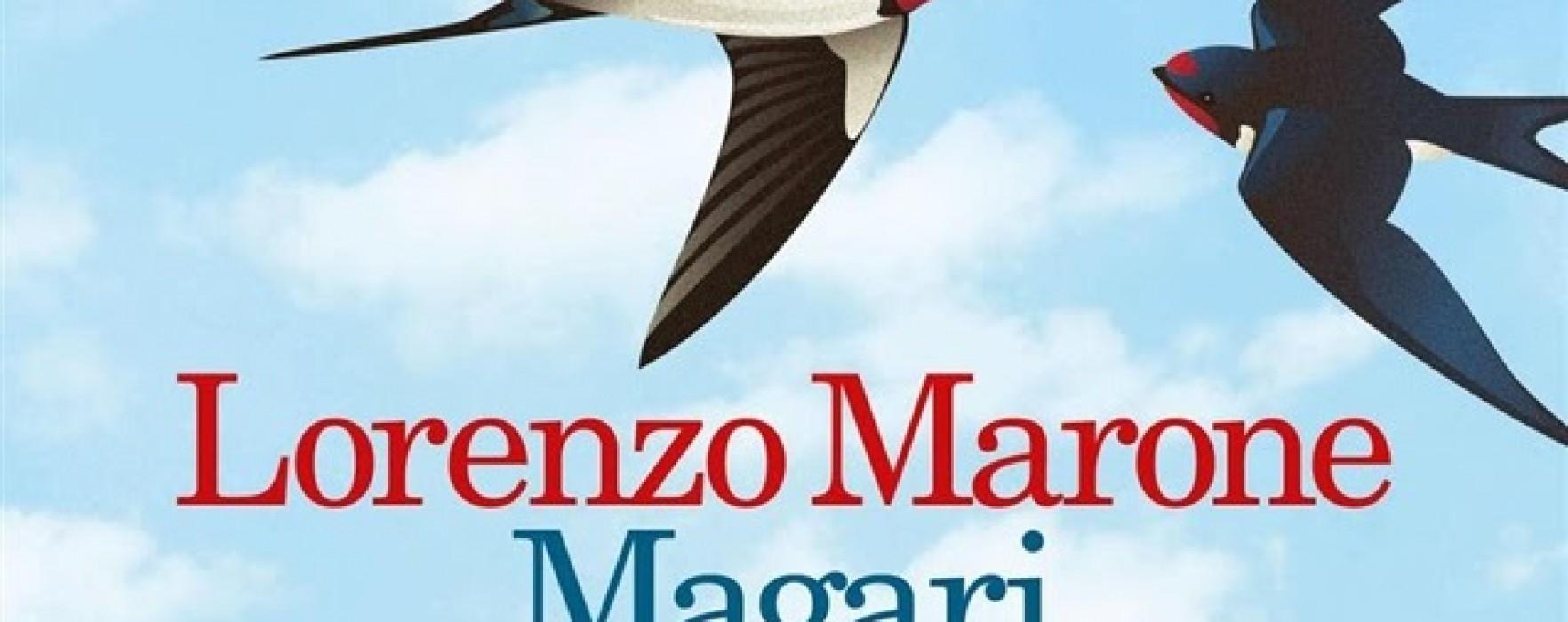 """""""Magari domani resto"""" di Lorenzo Marone"""