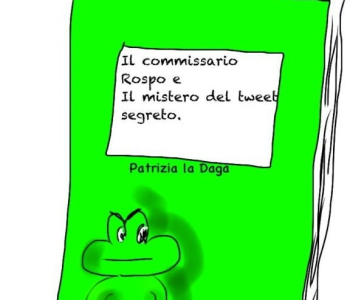 La tweetnovel del commissario Rospo