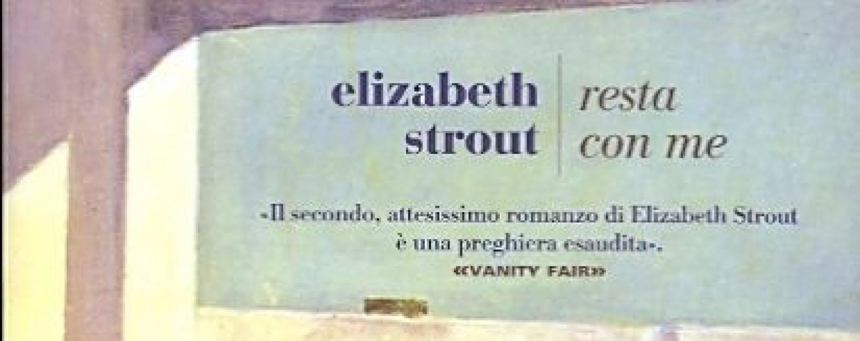 Resta con me di Elisabeth Strout