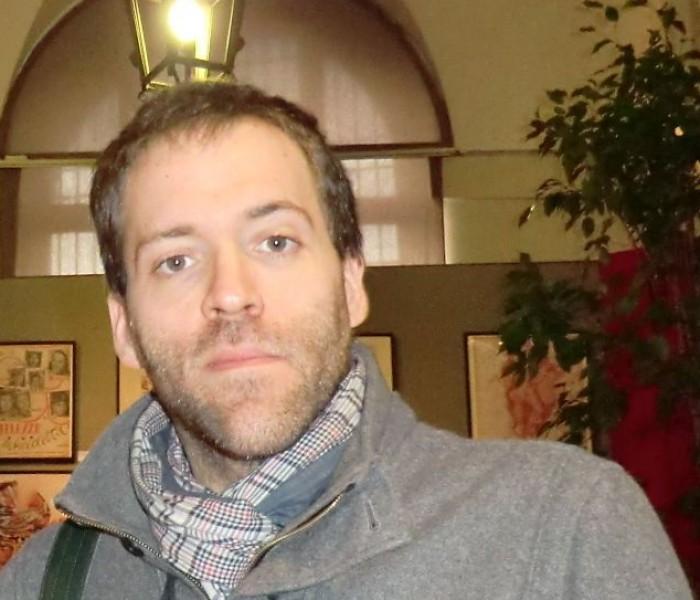 Alessandro Mari. Il giovane scrittore che ama la storia