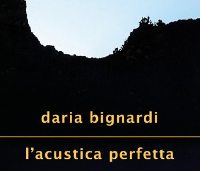 L'acustica perfetta. Daria Bignardi