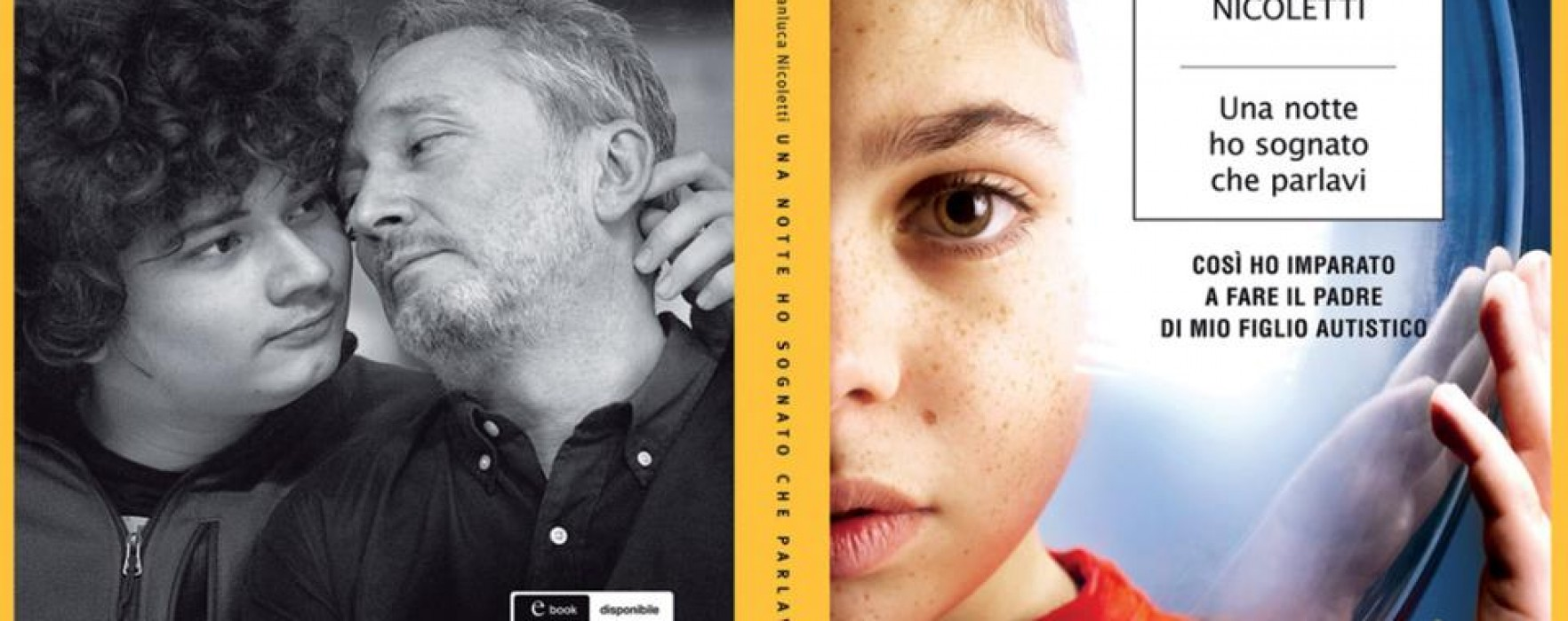 """Gianluca Nicoletti, """"Dobbiamo trasmettere felicità ai nostri figli autistici""""."""