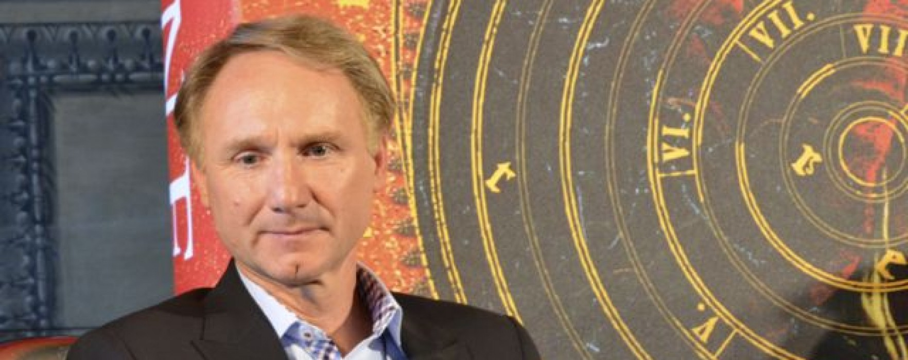 Dan Brown a Firenze: la fiction è la vita senza la parte noiosa