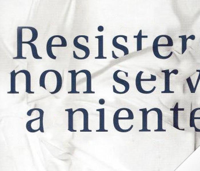 Resistere non serve a niente. Walter Siti – Vincitore Premio STREGA 2013 –