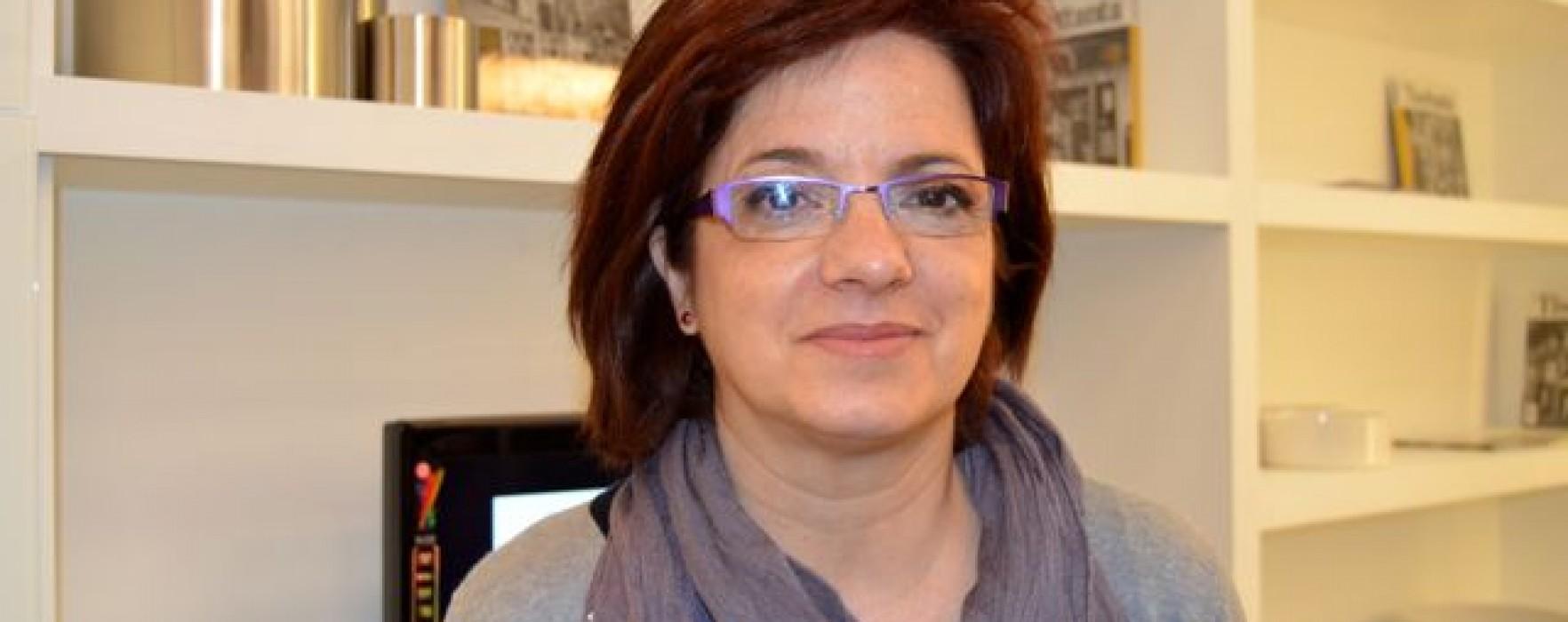 """Blanca Busquets: """"Un romanzo è come una scatola di cioccolatini"""""""