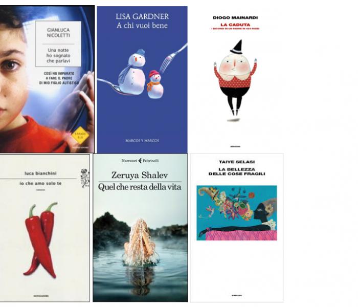 I sei libri del 2013 a cui voglio dire grazie