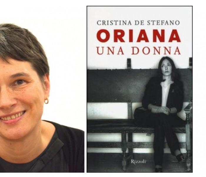 Cristina De Stefano racconta Oriana Fallaci