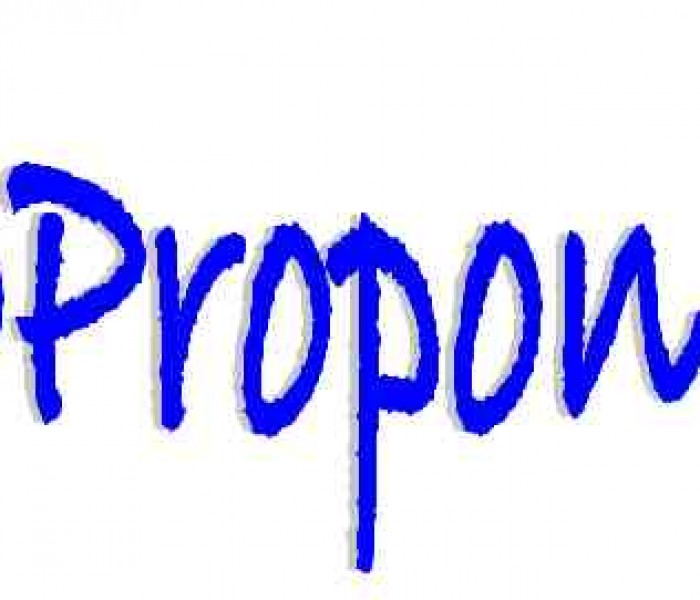 #IoPropongo. Idee per la cultura