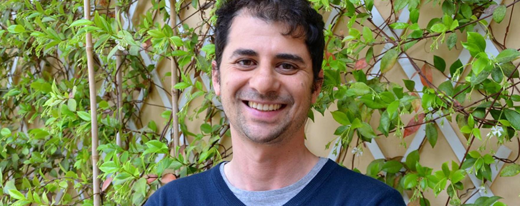"""Giuseppe Catozzella: """"Scrivere è provare a cambiare il mondo""""."""