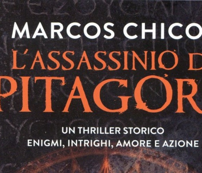 L'assassinio di Pitagora. Marcos Chicot