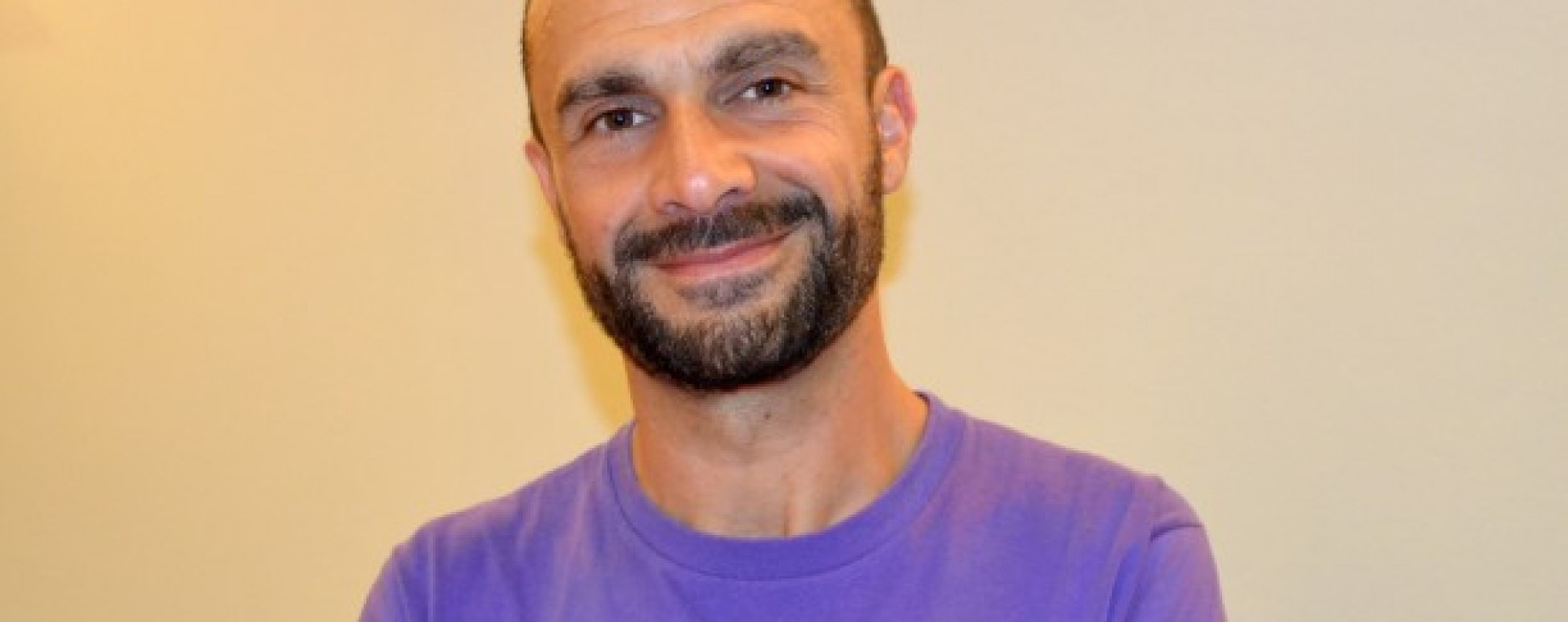 "Fabio Genovesi: ""La letteratura ci mantiene umani"""