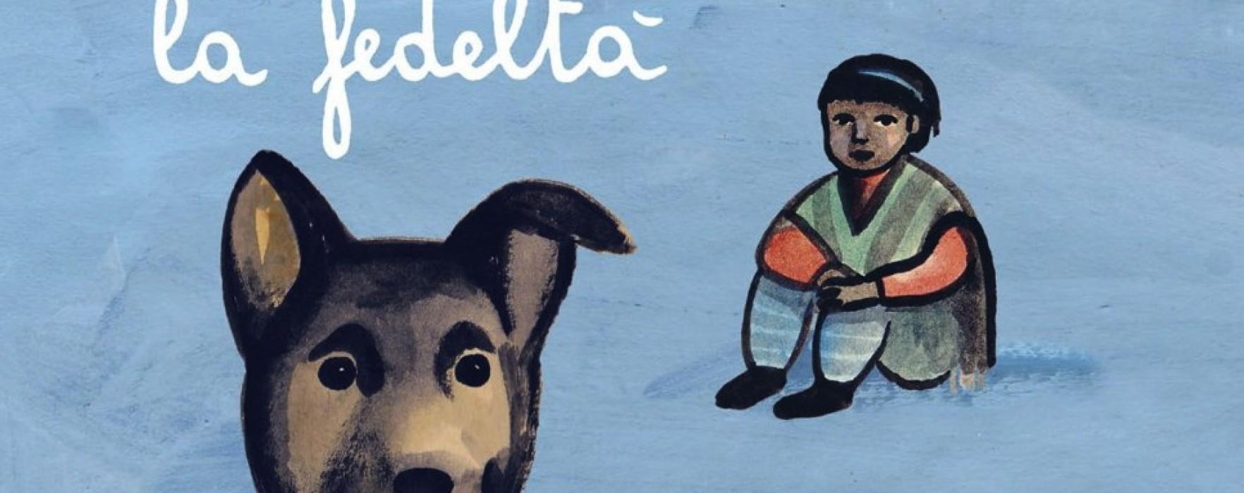 """""""Storia di un cane che insegnò a un bambino la fedeltà"""" di Luis Sepúlveda"""