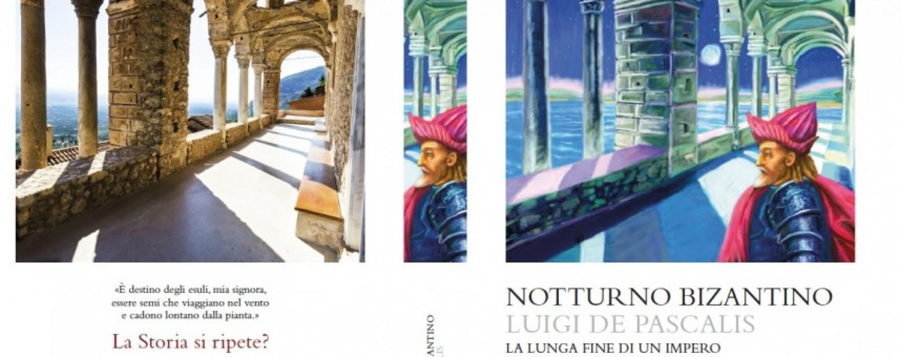 """""""Notturno bizantino"""" di Luigi De Pascalis. Occidente e Oriente, nemici ieri come oggi."""