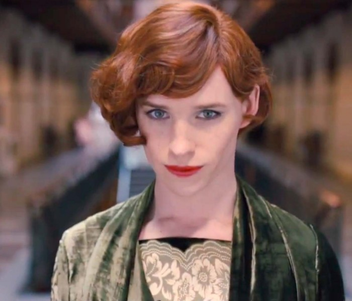 """The danish girl"". Redmayne strepitoso"