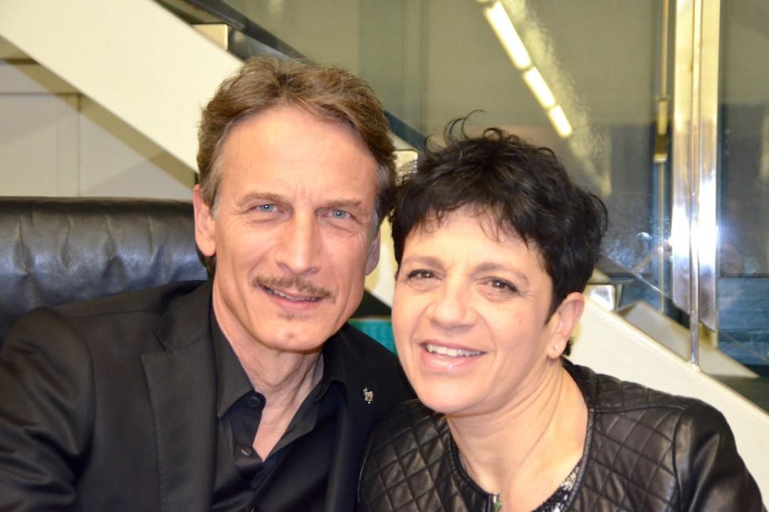 Cesare Bocci e Daniela Spada. Contro la malattia, l'amore fa la forza